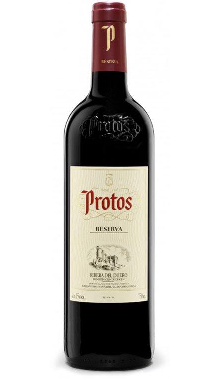 Vino Tinto Protos Reserva, 1 ud