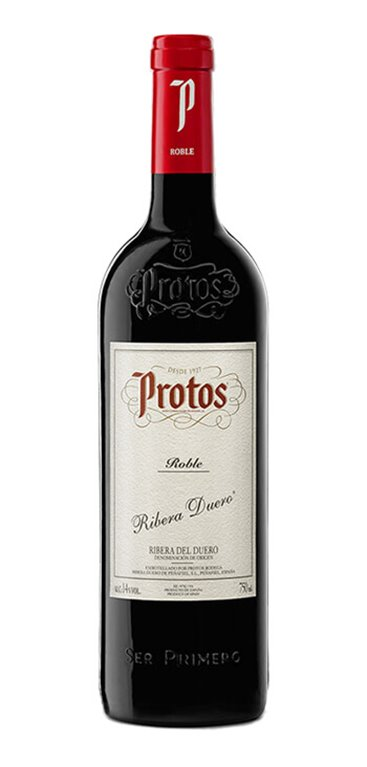 Vino Tinto Protos Roble Magnum 1,5L