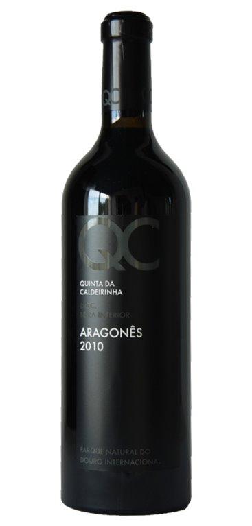 Vino Tinto Quinta da Caldeirinha Aragonés