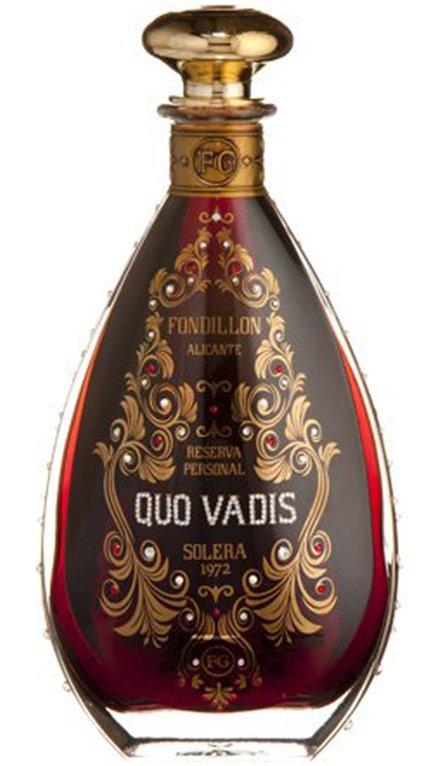 Vino Tinto Quo Vadis Fondillon, 1 ud