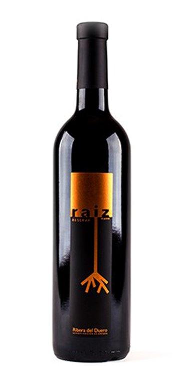 Vino Tinto Raíz de Guzmán Reserva