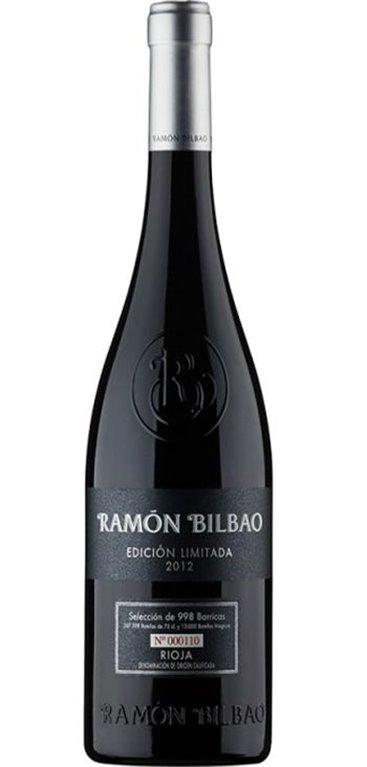 Vino Tinto Ramón Bilbao Edición Limitada