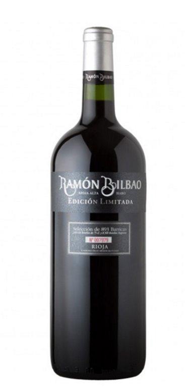 Vino Tinto Ramón Bilbao Edición Limitada Magnum