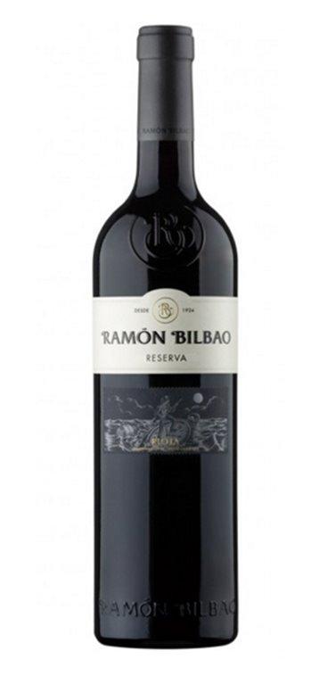 Vino Tinto Ramón Bilbao Reserva