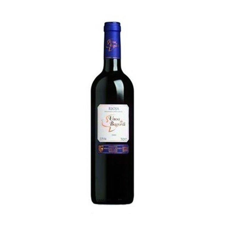 Vino Tinto Rioja Joven 2015 D.O. La Rioja, 1 ud