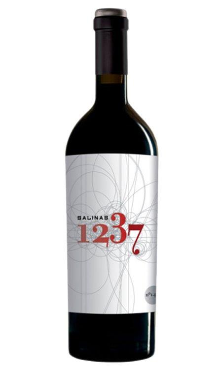 Vino Tinto Salinas 1237, 1 ud