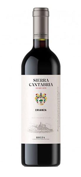 'Vino Tinto Sierra Cantabria Crianza