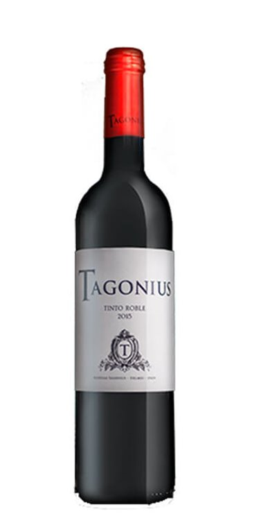 Vino Tinto Tagonius Roble