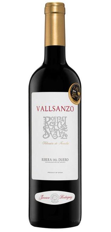 Vino Tinto Vall Sanzo Selección Familiar