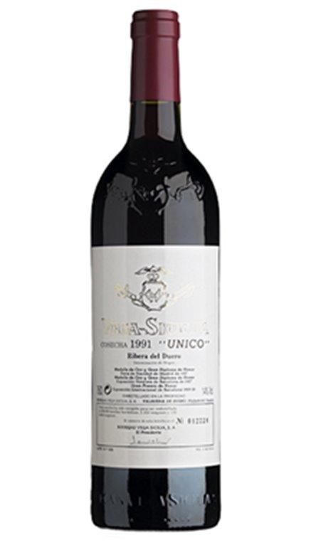 'Vino Tinto Vega Sicilia Unico, 1 ud