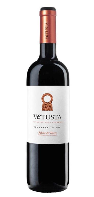 Vino Tinto Vetusta Viñas de Fuentenebro, 1 ud