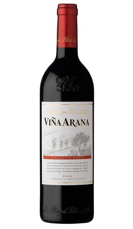 'Vino Tinto Viña Arana Reserva, 1 ud