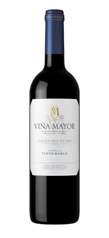 'Vino Tinto Viña Mayor Roble, 1 ud