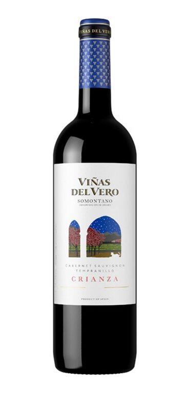 Vino Tinto Viñas del Vero Crianza, 1 ud
