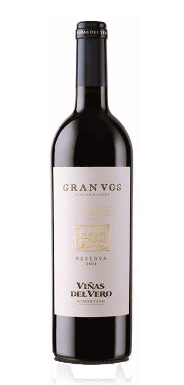 'Vino Tinto Viñas del Vero Gran Vos Reserva, 1 ud