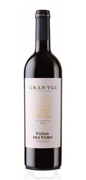 'Vino Tinto Viñas del Vero Gran Vos Reserva