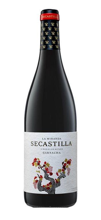 Vino Tinto Viñas del Vero La Miranda de Secastilla, 1 ud