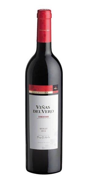 Vino Tinto Viñas del Vero Merlot