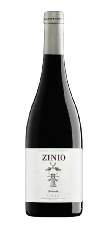 'Vino Tinto Zinio Garnacha, 1 ud