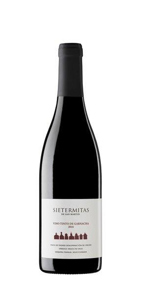 """Vino Tinto """"Sietermitas de San Martín"""""""
