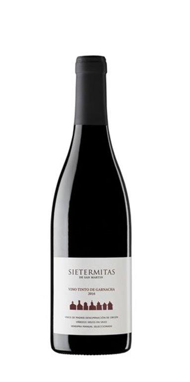 """Vino Tinto """"Sietermitas de San Martín"""", 1 ud"""