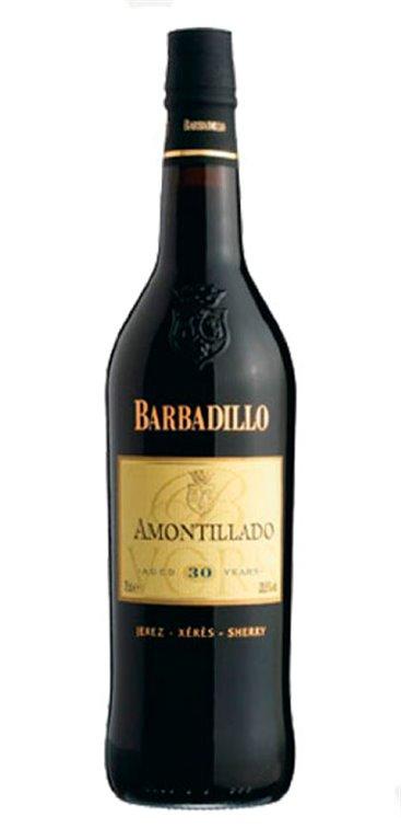 Vino VORS Amontillado