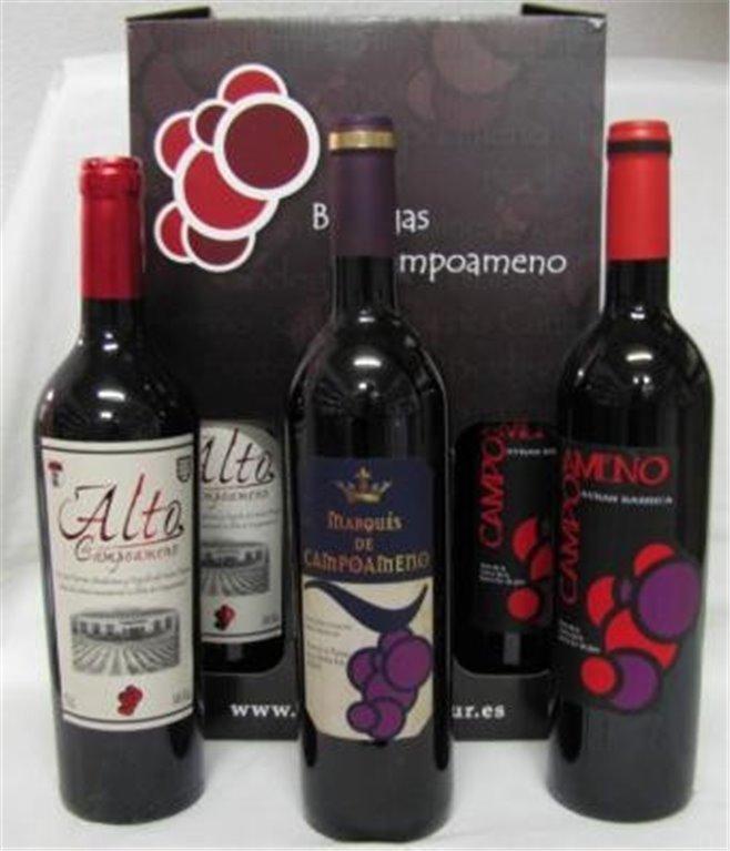 Vinos Campoameno, 1 ud