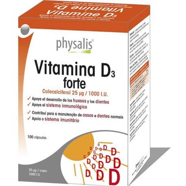 Vitamina D3 Forte