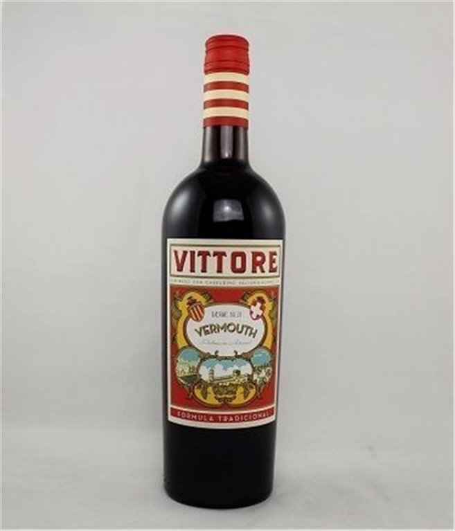 Vittore Vermouth Red