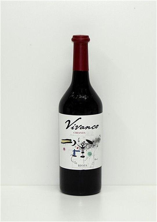 VIVANCO - Tinto Crianza 2014, 0,75 l