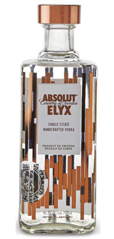 Vodka Absolut Elyx