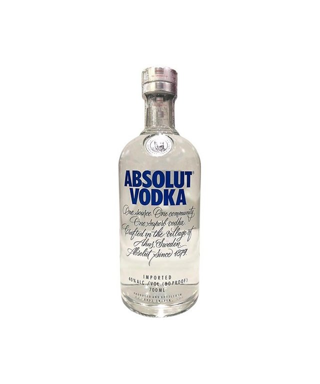 Vodka Absolut Original 70 cl