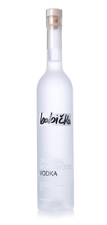 Vodka Babicka Wormwood 0,7L