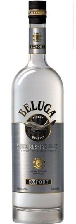 Vodka Beluga 1L