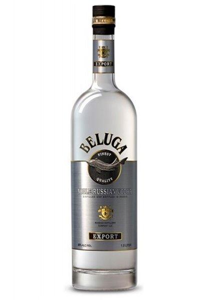 Vodka Beluga Magnun