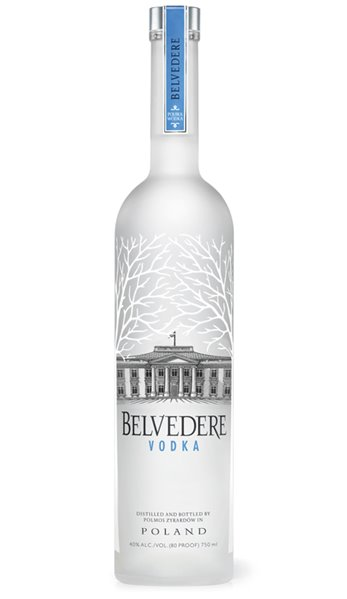 'Vodka Belvedere