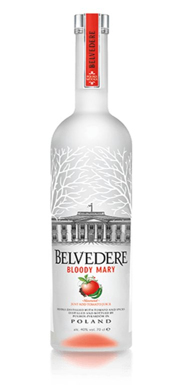 Vodka Belvedere Bloody Mary 0,7L