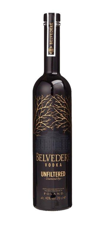 Vodka Belvedere Unfiltered 0,7L