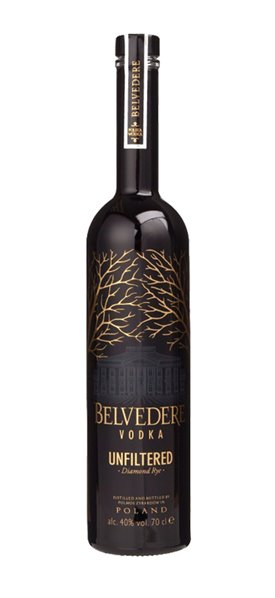 Vodka Belvedere Unfiltered 0,7L