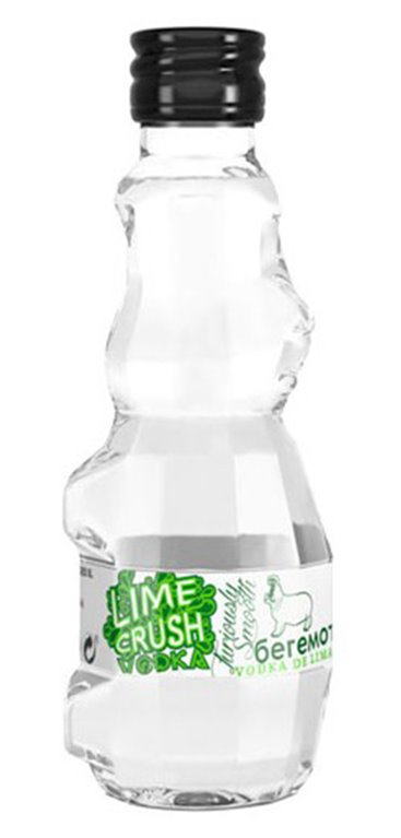 Vodka Beremot Lime Crush