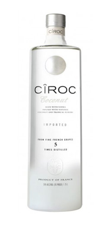 Vodka Ciroc Coconut 0,7L