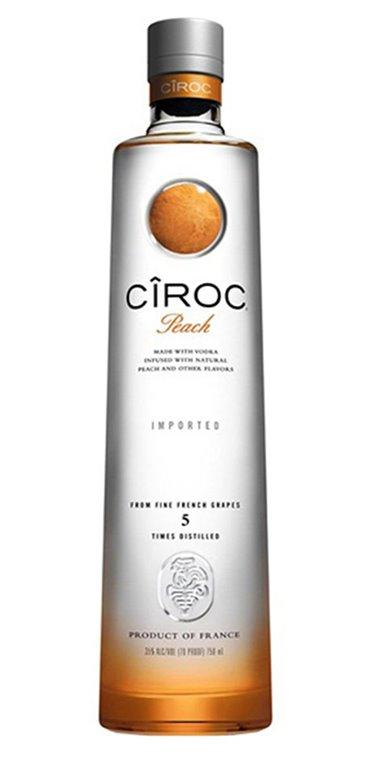 Vodka Ciroc Peach 0,7L