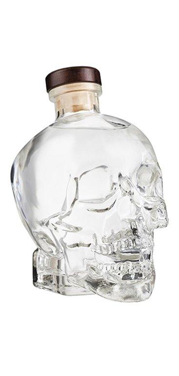 Vodka Crystal Head 3L