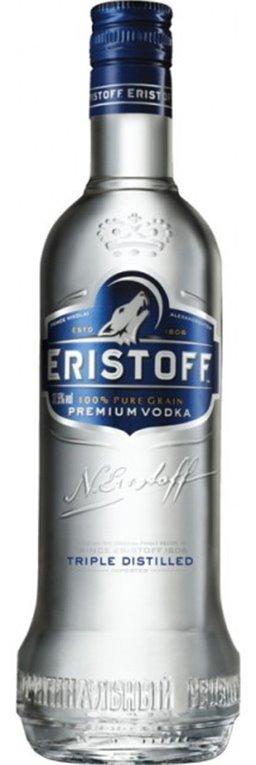 Vodka Eristoff 1L