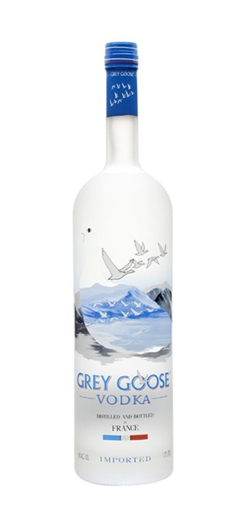 Vodka Grey Goose Magnum