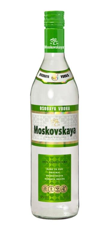 Vodka Moskovskaya