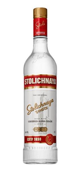 Vodka Stolichnaya 1L