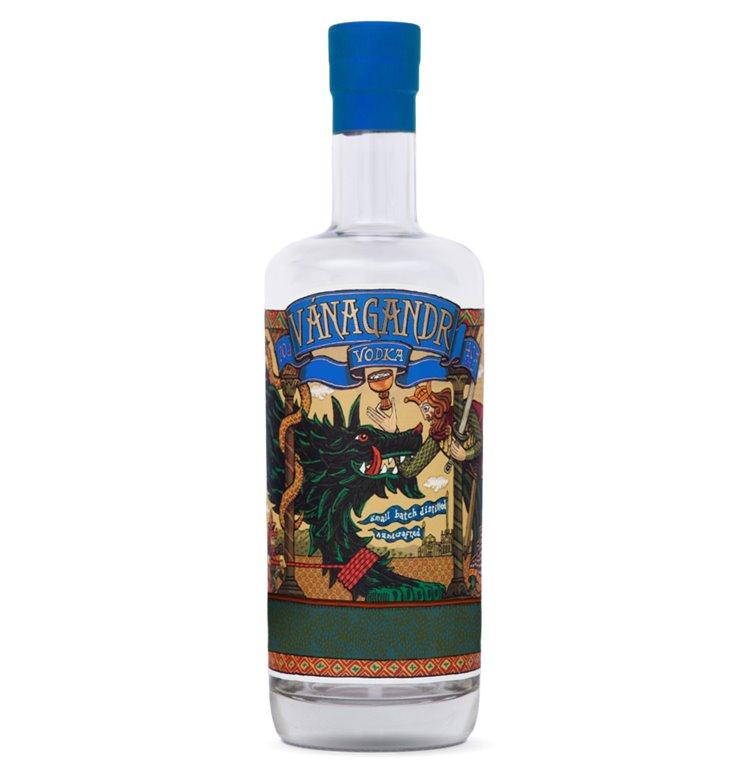 Vánagandr Vodka
