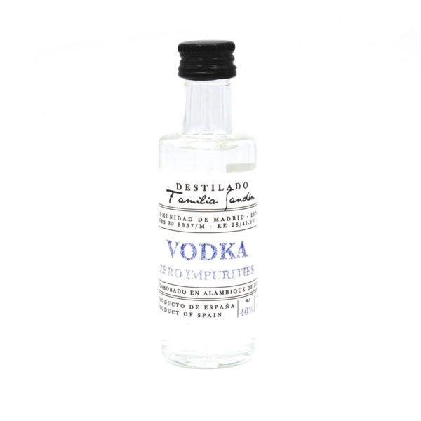 VODKA – Zero Impurities – 4 cl.