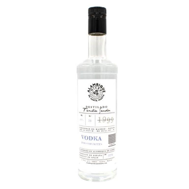 VODKA – Zero Impurities – 70 cl.
